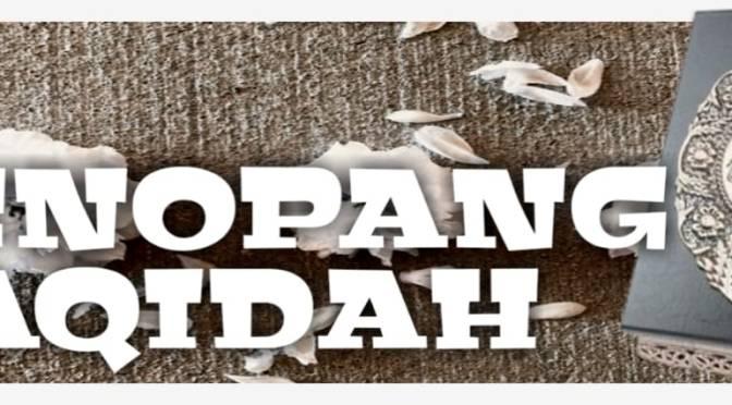 15 FAKTOR PENOPANG MANTAPNYA AQIDAH